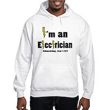 Shocking Electrician Hoodie