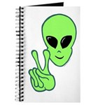 Peace Alien Journal
