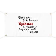 Goodgirls & Redheads Banner