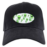 Peace Alien Black Cap