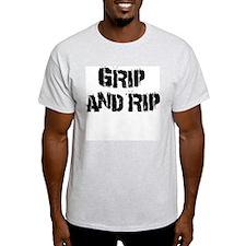 Grip & Rip Armwrestling T-Shirt