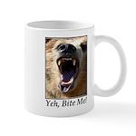 Yeh, Bite Me Mug