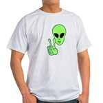 Peace Alien Light T-Shirt