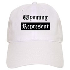 Wyoming - Represent Baseball Cap