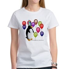 Party Animal Penguin Tee