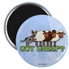 "got sheep? 2.25"" Magnet (100 pack)"
