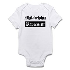 Philadelphia - Represent Infant Bodysuit
