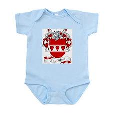 Thornton Family Crest Infant Creeper