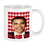We Love You! Mug