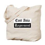 East Asia - Represent Tote Bag