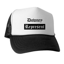 Downey - Represent Trucker Hat