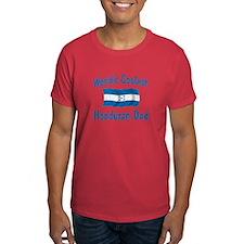 Coolest Honduran Dad T-Shirt
