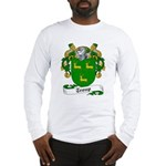 Troup Family Crest Long Sleeve T-Shirt