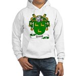 Troup Family Crest Hooded Sweatshirt