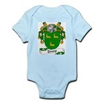 Troup Family Crest Infant Creeper