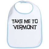 Take me to Vermont Bib