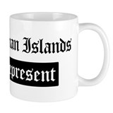 Cayman Islands - Represent Mug