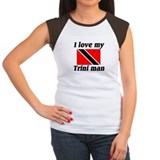 I love my Trini Man Tee