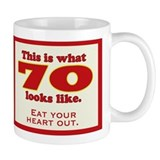 70 Looks Like Small Mug