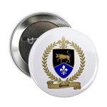 DEVEAU Family Crest Button
