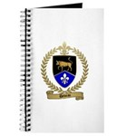 DEVEAU Family Crest Journal