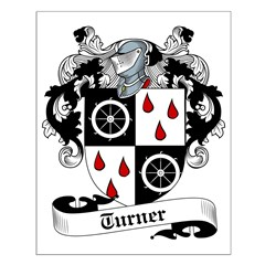 Turner Family Crest Posters