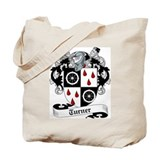 Turner Family Crest Tote Bag