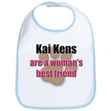 Kai Kens woman's best friend Bib