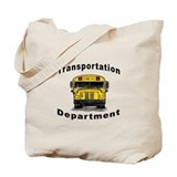 Transportation Department Tote Bag
