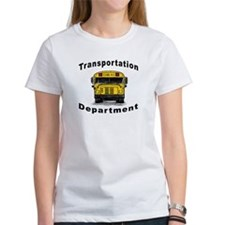 Transportation Department Tee