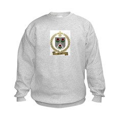 DOIRON Family Crest Kids Sweatshirt
