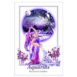 'Aquarius' Large Poster