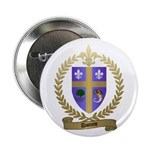 DIONNE Family Crest Button