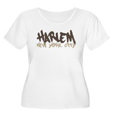 Harlem Painted T-Shirt