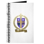 DIONNE Family Crest Journal