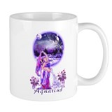Aquarius Small Mug