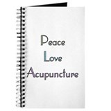 Peace, Love and Accupuncture Journal