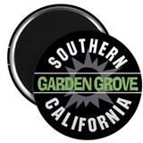 "Garden Grove California 2.25"" Magnet (100 pack)"