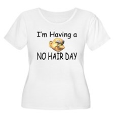 No Hair Day T-Shirt