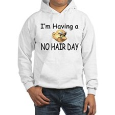 No Hair Day Jumper Hoody