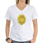 South Carolina Highway Patrol Women's V-Neck T-Shi