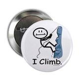 "BusyBodies Rock Climbing 2.25"" Button (10 pack)"