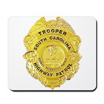 South Carolina Highway Patrol Mousepad