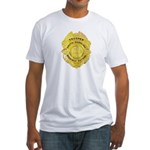 South Carolina Highway Patrol Fitted T-Shirt