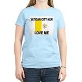 Vatican City Men Love Me T-Shirt