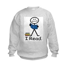 BusyBodies Reading Sweatshirt