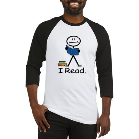BusyBodies Reading Baseball Jersey
