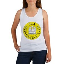SCA Maintenance Team Women's Tank Top
