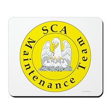 SCA Maintenance Team Mousepad
