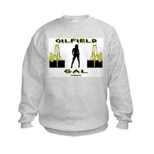 Oilfield Gal Sweatshirt